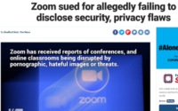 Are you using ZOOM?